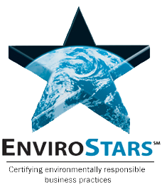 EnviroStarts - Certifying environmentally responsible business practices