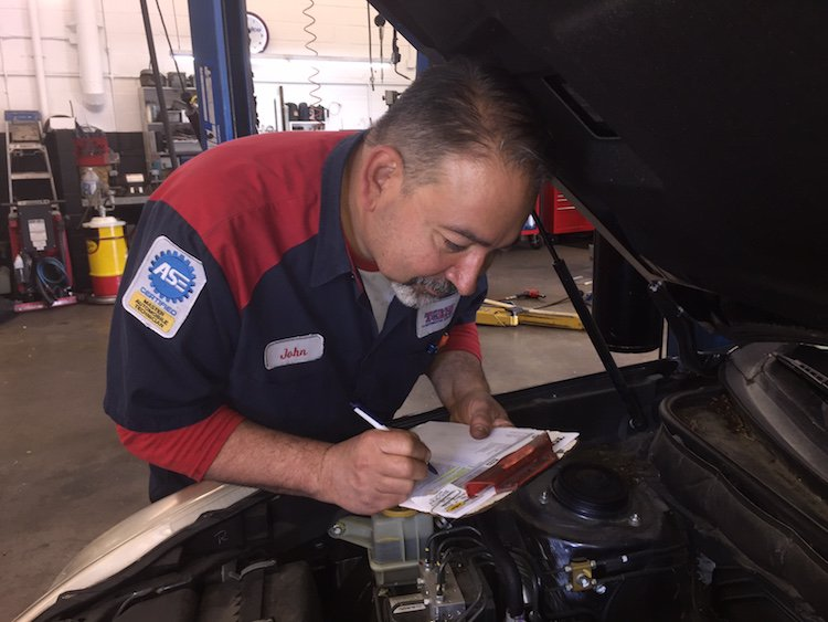Get your car inspected before buying it.