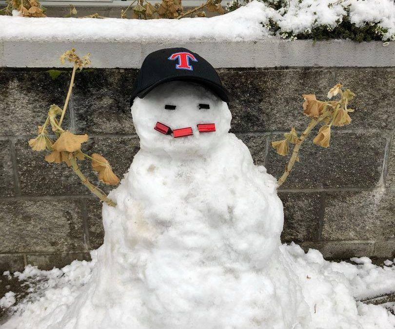 Tom's Automotive West Seattle snowman 48 years in business auto repair