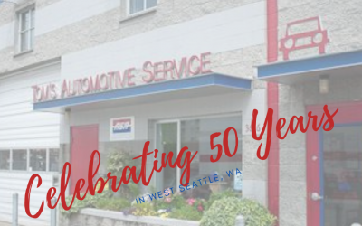 Thank You for 50 Years, West Seattle!